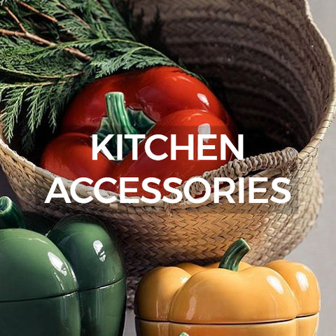 vegetable containers lead you to a page of kitchen accessories