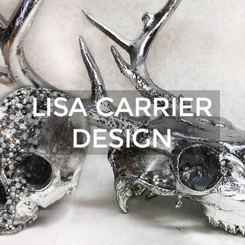 when clicked takes customer to a page of products by Lisa Carrier Designs