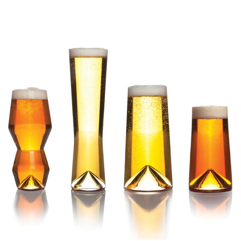 Monti Beer Glasses by Sempli