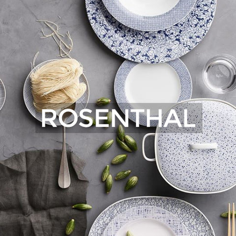 when clicking on image takes you to a page of dinnerware by Rosenthal