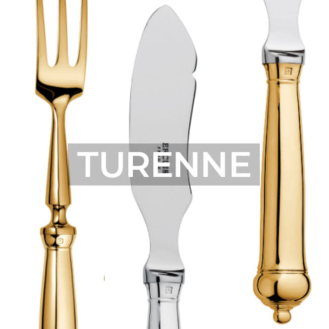 when clicked takes customer to a page of material options for the Turenne Pattern from Ercuis