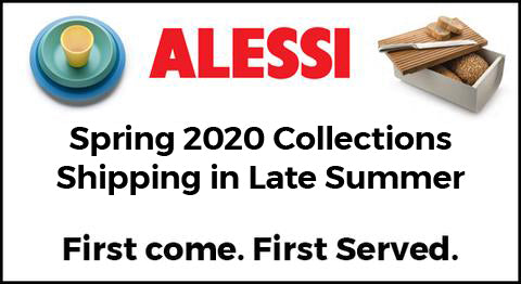 Alessi Spring Collection 2020