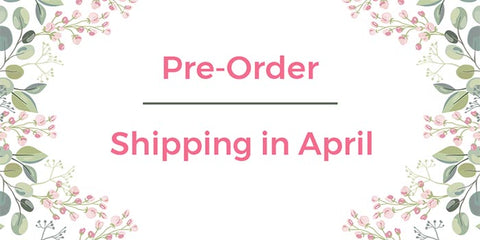 Shipping in April