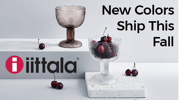 Iittala 2020 Fall Introductions