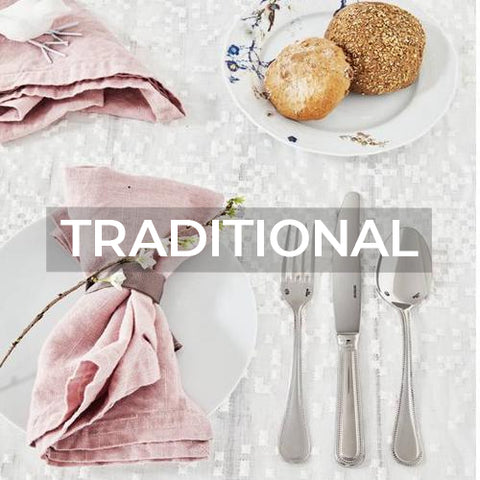 Sambonet: Flatware: Traditional