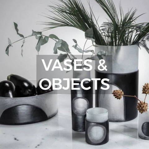 Vases & Objects