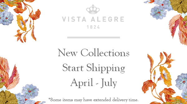 Vista Alegre New Collections