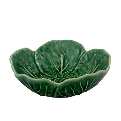 "Cabbage Bowl, 4.7"" by Bordallo Pinheiro"