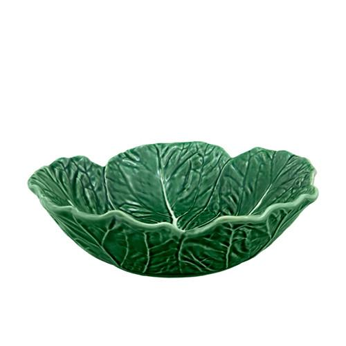 "Cabbage Bowl, 11.5"" by Bordallo Pinheiro"