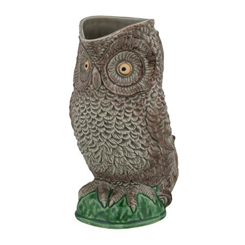 Owl Pitcher by Bordallo Pinheiro