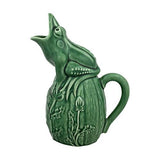 Frog Pitcher, 47 oz. by Bordallo Pinheiro