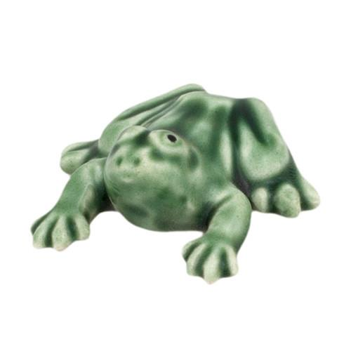 "Miniature Frog, 1.5"" by Bordallo Pinheiro"