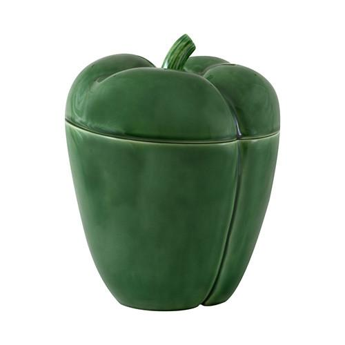Green Pepper, Large by Bordallo Pinheiro