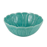 "Water Lily Bowl, 9.5"" by Bordallo Pinheiro"