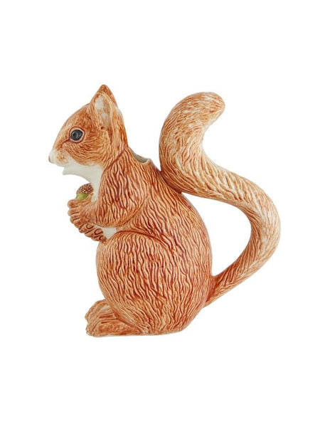 Squirrel Pitcher by Bordallo Pinheiro