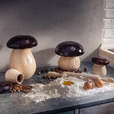 Mushroom Canister, Small by Bordallo Pinheiro