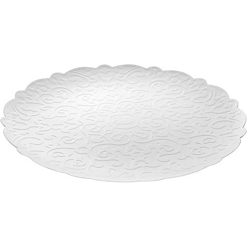 Dressed for X-mas Round Tray by Marcel Wanders for Alessi