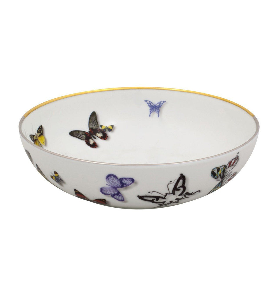 Butterfly Parade Cereal Bowl by Christian Lacroix for Vista Alegre