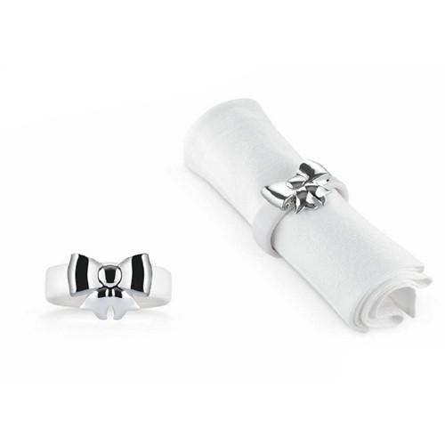 Dressed for X-mas Napkin Rings by Marcel Wanders for Alessi