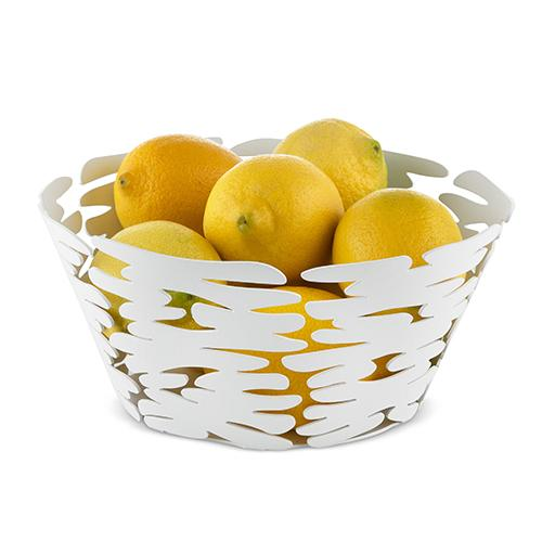 Barket Round Fruit or Bread Basket, Large by Alessi