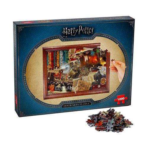 Harry Potter: Hogwarts 1000 Piece Jigsaw Puzzle