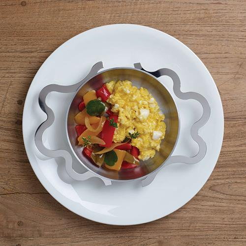 Tegamino Egg Pan by Alessandro Mendini for Alessi