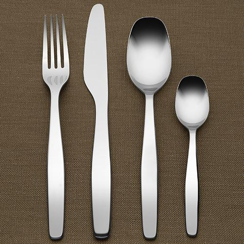Itsumo Five Piece Placesetting by Naoto Fukasawa for Alessi