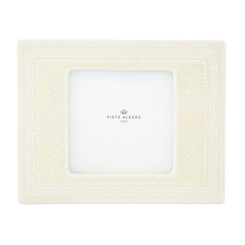 Ivory Large Square Picture Frame by Vista Alegre