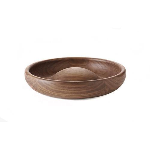 Soft Wood Bowl by Kristine Melvaer for When Objects Work