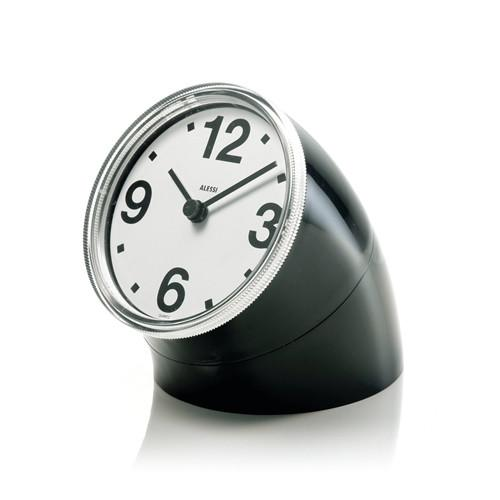 Cronotime Desk Clock by Pio Manzu for Alessi
