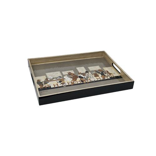 Bar Hounds Tray by Depler