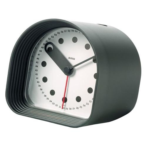 Optic Desk Alarm Clock by Joe Colombo for Alessi