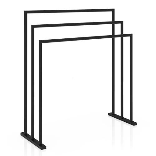 HT 9 Towel Stand, 3 Bars, 29.5