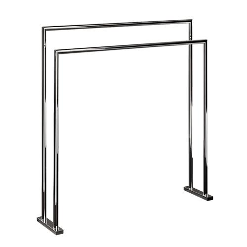 "HT 5 Towel Stand, 2 Bars, 29.5"" by Decor Walther"