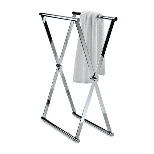 "Cross 1 Foldable Towel Stand, 32.2"" by Decor Walther"