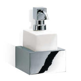 Brick WSP Wall-Mounted Soap Dispenser by Decor Walther