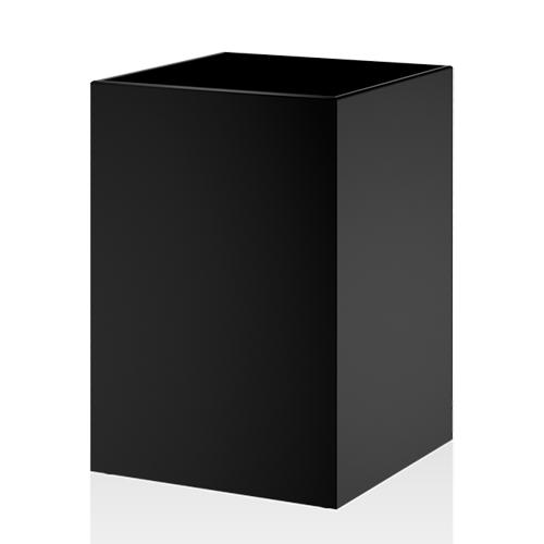 "DW 112 Waste Basket, 11.8"" by Decor Walther"