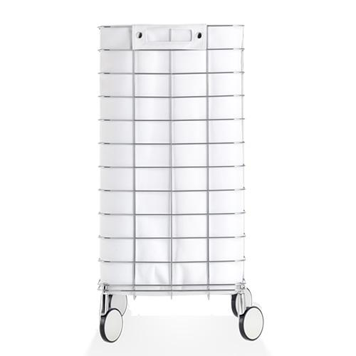 "WR 1 Laundry Cart, 28.7"" by Decor Walther"