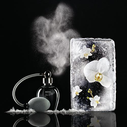 The Five Seasons: Hmm Room Spray by Marcel Wanders for Alessi
