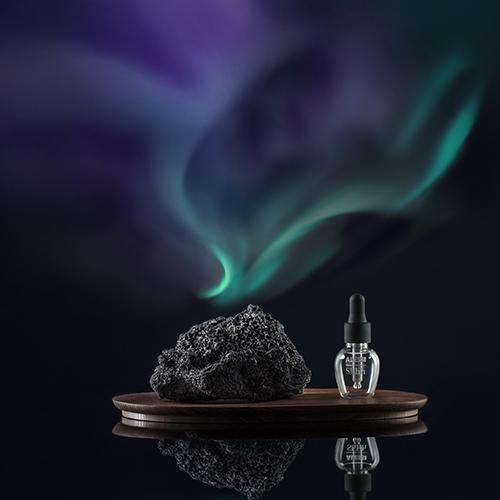 The Five Seasons: Lava Stone Diffuser by Marcel Wanders for Alessi