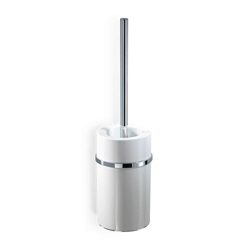 Porcelain DW 6103 Wall-Mounted Toilet Brush by Decor Walther