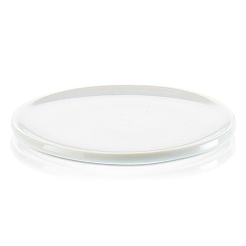 "Bone SA L Porcelain Accessories Dish, 5.9"" by Decor Walther"