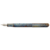 Lilliput Fireblue Fountain Pen by Kaweco