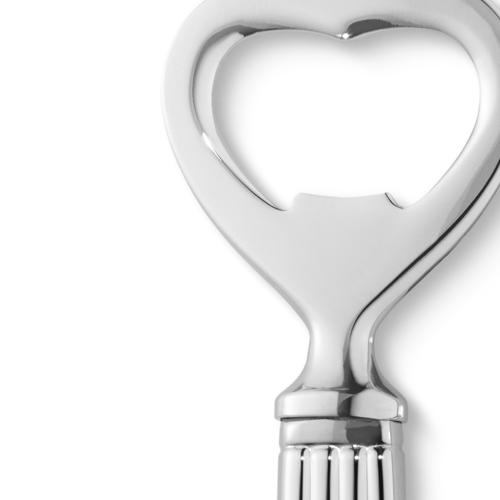 Bernadotte Bottle Opener by Georg Jensen Close up
