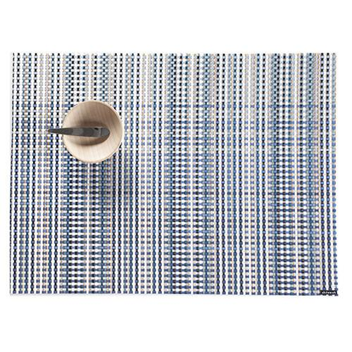 Chilewich: Grid Woven Vinyl Placemats set of 4