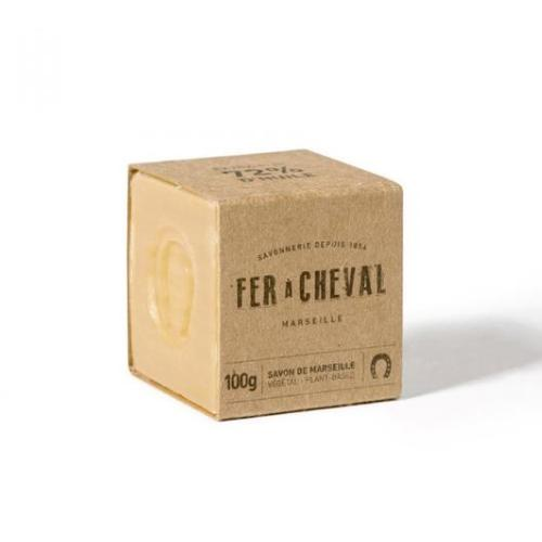 Fer a Cheval Genuine Marseille Unscented Soap