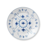 Blue Fluted Plain Salad Plate by Royal Copenhagen