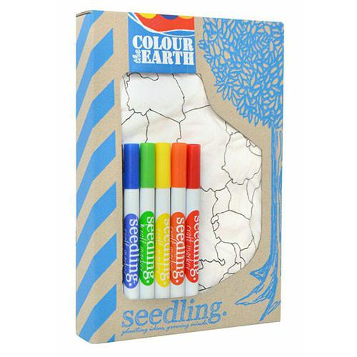 Color the Earth by Seedling