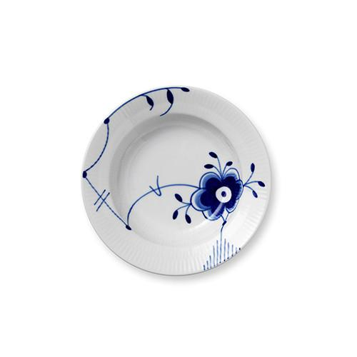 Blue Fluted Mega Rim Soup Plate by Royal Copenhagen