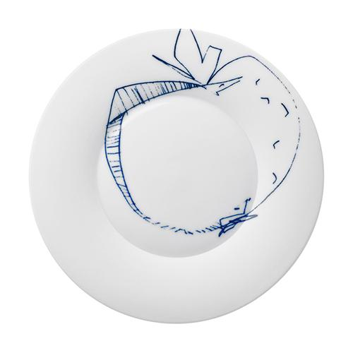 "Granat Bread and Butter Plate, 7.1"" by Hering Berlin"